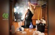 Уборка квартиры, как медитация
