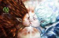 Поцелуй соединяет души и повышает качество жизни