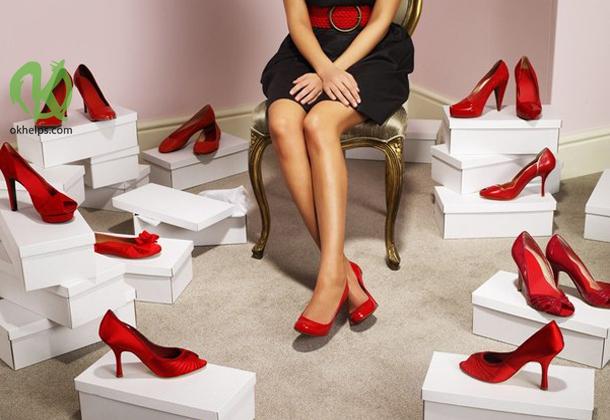 Можно ли узнать характер женщины по ее туфлям?