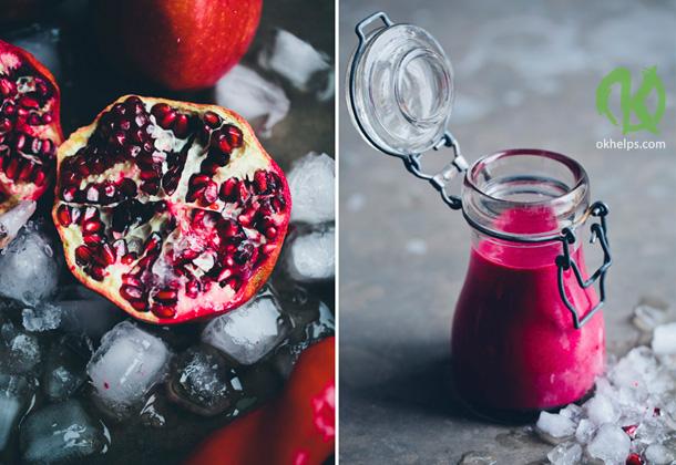Лучший напиток-антиоксидант — очищает кровь и способствует потере веса!