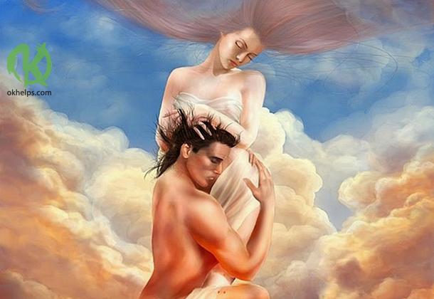 Версии возникновения любви с первого взгляда