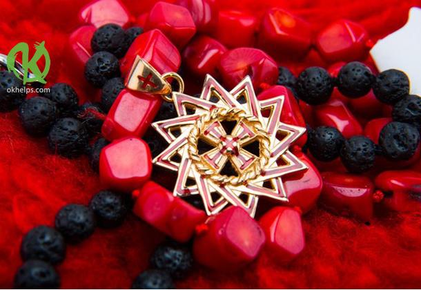 Звезда эрцгаммы – тайна сакрального религиозного символа