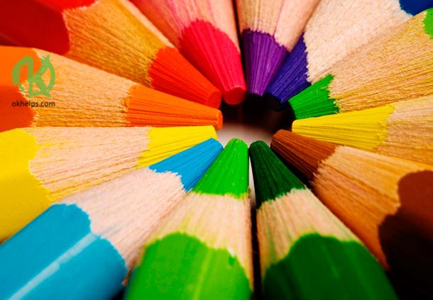 О чем говорят цветовые пристрастия