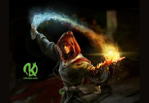 Сила не дается тем, кто играет в магию, она служит тому, кто магией живет