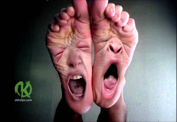 Страх живет в ногах: зеркальное отражение эмоций в нашем теле