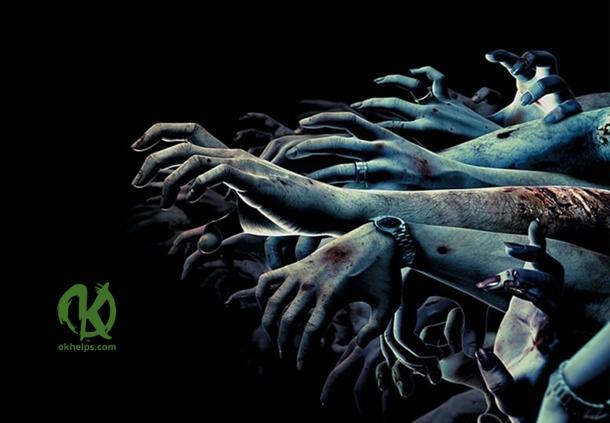 Призраки - живые и мёртвые
