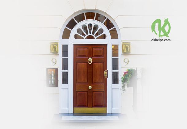 Двери, исполняющие любые желания!