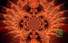 Мандала «Цветок Любви и Страсти»